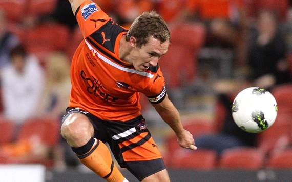 Roar captain Smith to miss rest of A-League season
