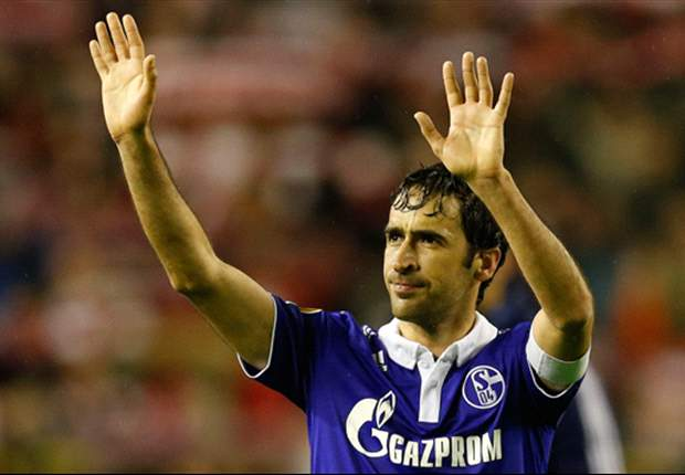 Raul donates 4,000 to save childhood club from folding