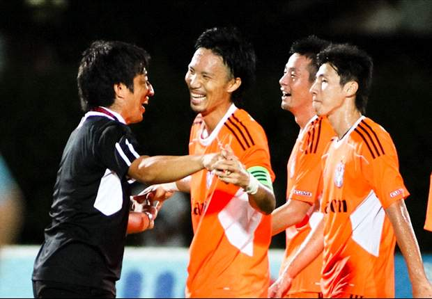 'This years Albirex beat Tampines and thats the point'- Albirex Niigata coach Koichi Sugiyama unfazed by breaking personal jinx but was elated with team's performance