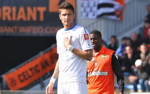 Ligue 1 : Olivier Giroud (Montpellier)