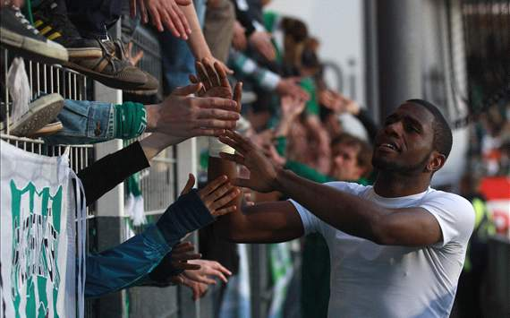 Greuther Furth promoted to Bundesliga for the first time in their history