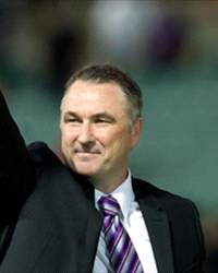 A-League - Perth Glory - Ian Ferguson