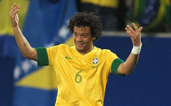 Marcelo: Messi is the best player in the world