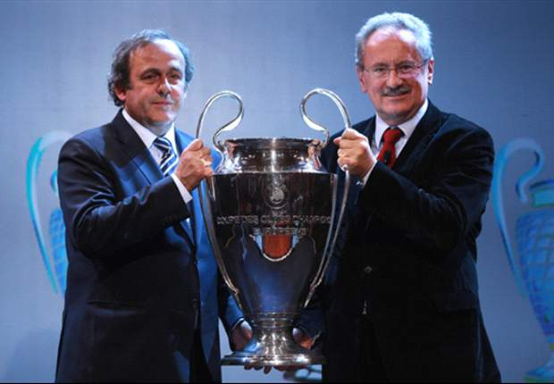 Platini: Tottenham has not been unfairly punished