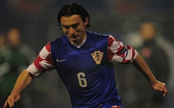 Danijel Pranjic of Croatia