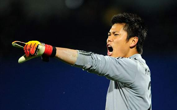 Kemampuan Bahasa Eiji Kawashima Buat Standard Liege Terkesan