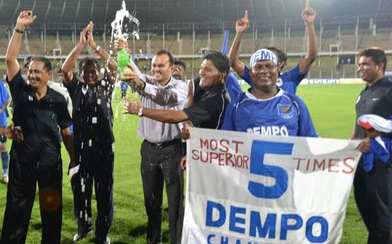 A lookback of how Dempo captured the I-League crown 2011-12