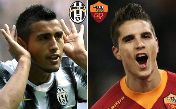 Juventus versus Roma: a potential banana skin tie for the Old Lady