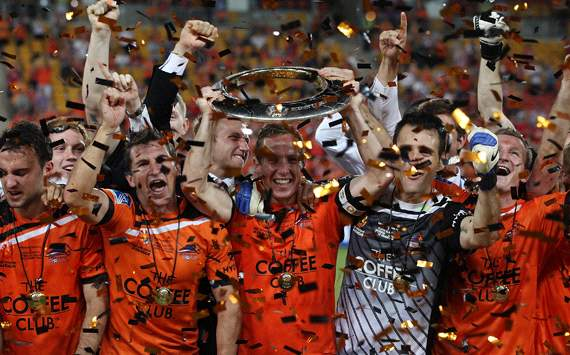 From Harry Kewell to Thomas Broich: Goal.com's 2011-12 A-League Team of the Season