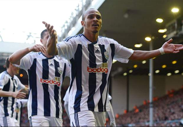 Clarke: West Brom not interested in selling Odemwingie