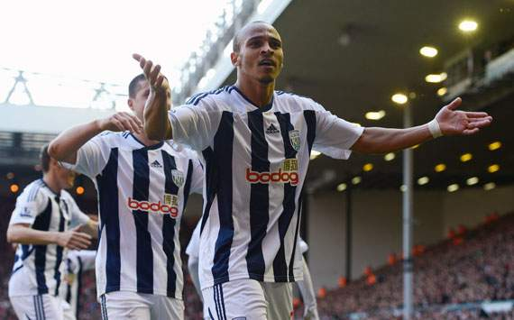 Nigerian striker, Peter Odemwingie wants to move on from West Brom