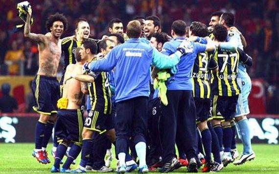 Fenerbahce threaten to boycott Turkish league