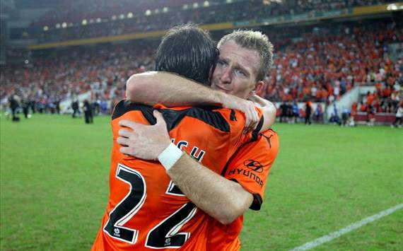 An unlikely German & Albanian combination fires Brisbane Roar to A-League glory