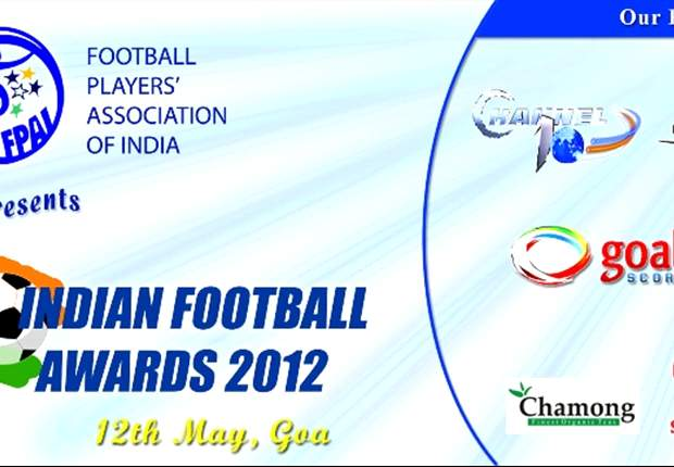 FPAI Indian Football Awards 2012: The complete list of nominees
