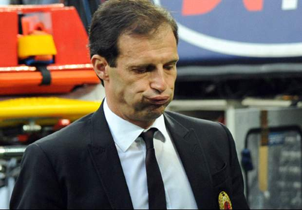Allegri focused on Scudetto race amidst ongoing speculation over his future with AC Milan