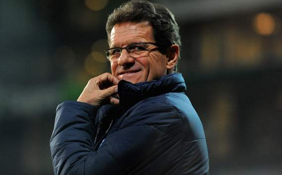 Russia encouraged as Capello shows willingness to give youth a chance