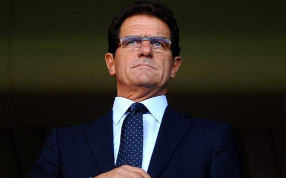 'I know nothing about this' - Russia manager Capello rejects Chelsea rumours