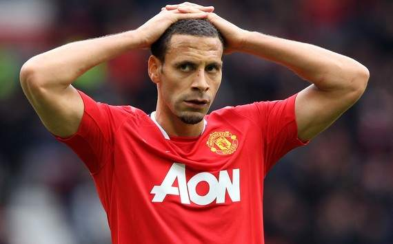 Manchester United manager Sir Alex Ferguson fears for Ferdinand fitness