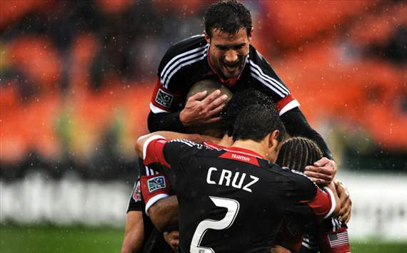 Chris Pontius, Danny Cruz, D.C. United, MLS