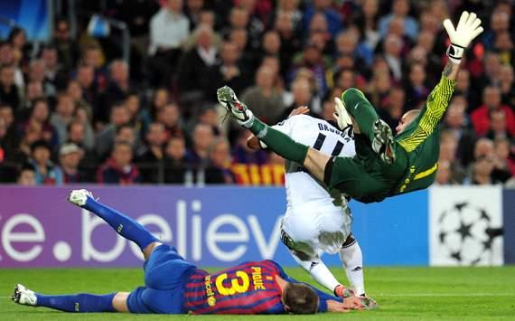 """دوري الأبطال: برشلونة يكمل أسبوع كابوسي بالهزيمة أمام تشيلسي """"المنقوص"""""""