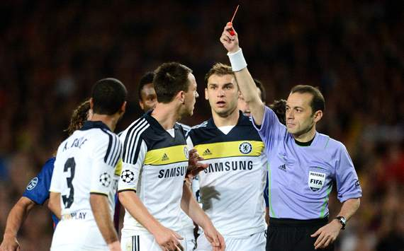 Chelsea captain Terry's ban decision set for May 31