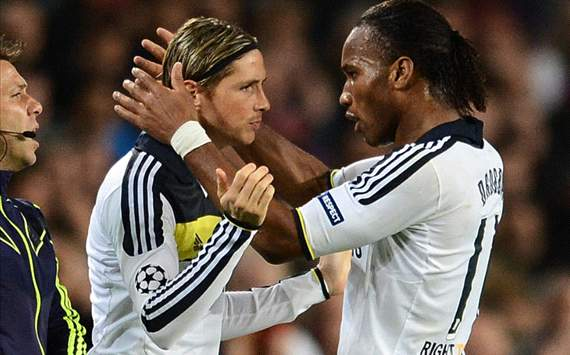 Drogba targets Champions League redemption after 2008 red card