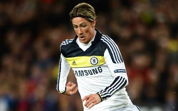 Barcelona Vs. Chelsea 2012 - Fernando Torres