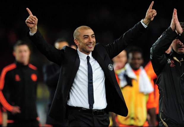 Leander Schaerlaeckens: Despite success under Di Matteo, Chelsea is not yet healed