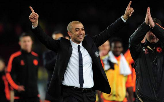 Guardiola sabbatical strengthens Di Matteo's case for permanent Chelsea job