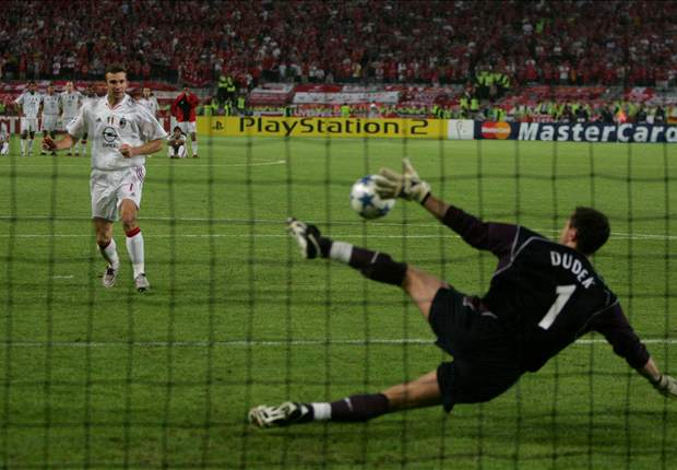 Top 10 Champions League moments - Liverpools 2005 triumph voted greatest in the tournaments history