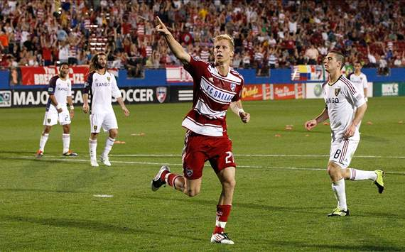 Brek Shea, FC Dallas - Real Salt Lake, MLS