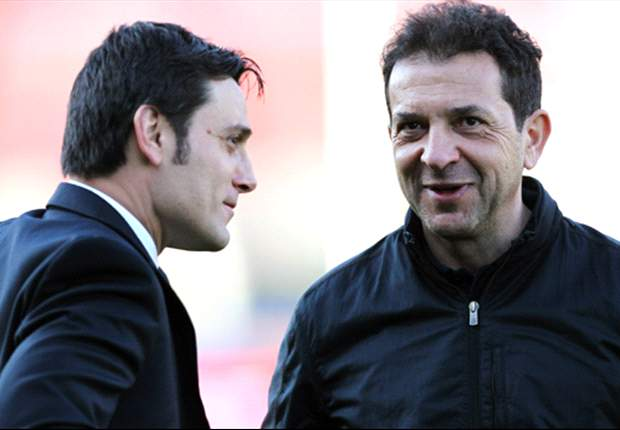 Catania president unwilling to let Montella leave for Roma job