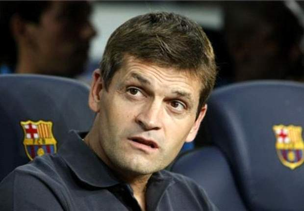 Introducing Barcelona's next coach Tito Vilanova - the man infamously poked in the eye by Jose Mourinho