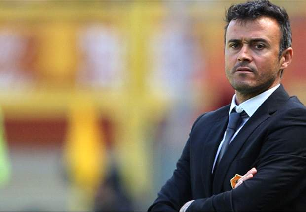 Sabatini: Luis Enrique remains Roma's first option