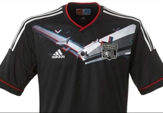 Olympique Lyonnais unveil world's first 3D kit