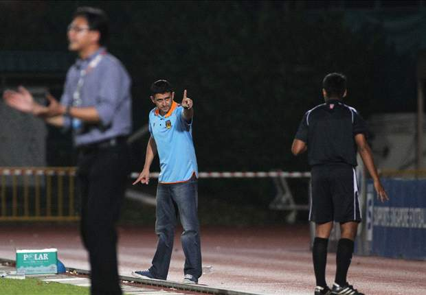 'Credit to Harimau Muda but we deserved more than zero points' - Hougang coach Nenad Bacina after seeing his side slip to their third consecutive defeat