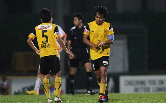 Harimau Muda coach Ong Kim Swee delighted with Nazmi Faiz's chance to play at Portuguese club Beira Mar