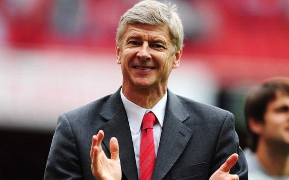 KARTUN: Arsene Wenger Sang 'Arsenal Man'
