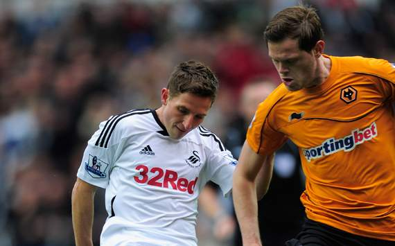 Liverpool agree £13.5 million fee with Swansea for Joe Allen