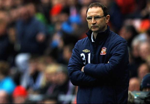 O'Neill confident goals will start to flow for Sunderland