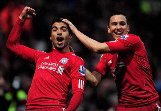 Suarez, Ben Arfa and the nominees for Goal UK's Goal of the Season