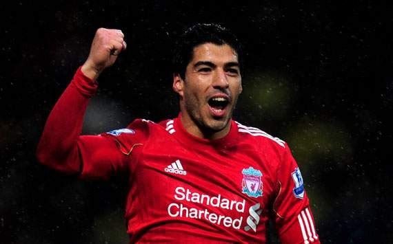 Suarez: My career goal is to win the Premier League with Liverpool