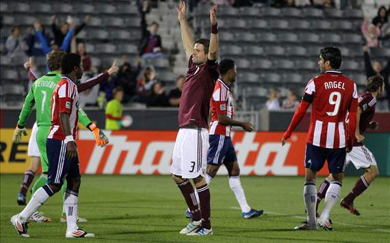 Drew Moor; Chivas USA - Colorado Rapids