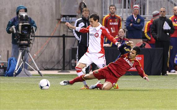 Eric Avila, Toronto FC; Tony Beltran, Real Salt Lake; MLS