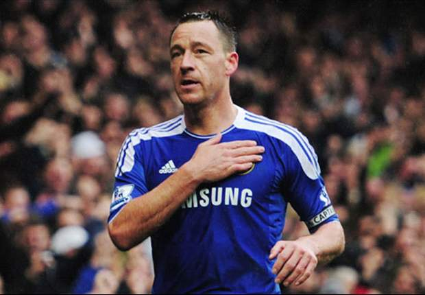 TEAM NEWS: No Terry for Chelsea as Lampard starts on the bench against Newcastle