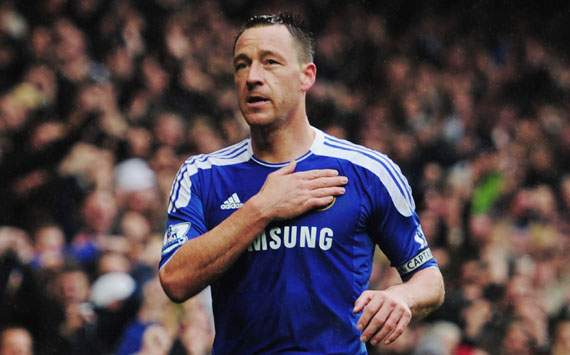 Chelsea cannot afford to fall behind in title race, warns Terry