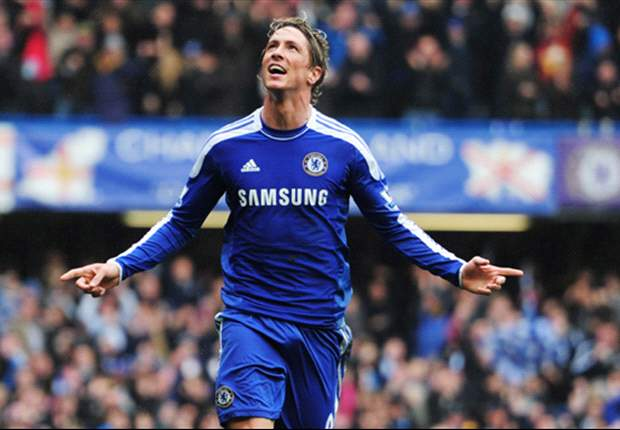 Juventus make £24m offer for Chelsea striker Fernando Torres
