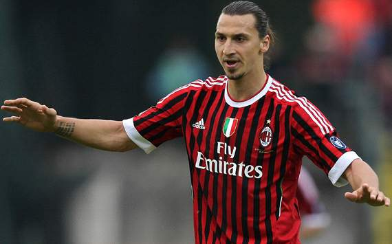 Mancini rules out Manchester City move for Ibrahimovic