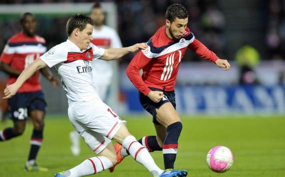 Ligue 1 : Eden Hazard vs Kevin Gameiro (Lille OSC vs Paris SG)