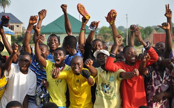 Enugu leg of Gulder 5 A-Side kicks off